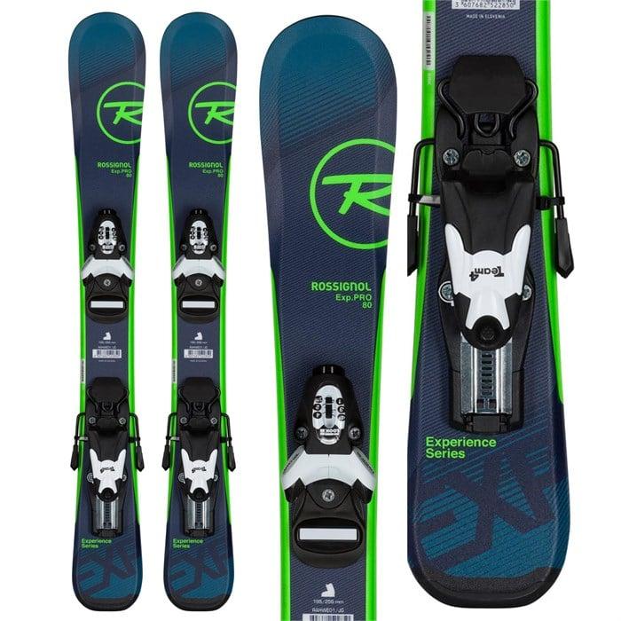 Rossignol - Experience Pro Skis + Team 4 GW Bindings - Little Boys' 2022