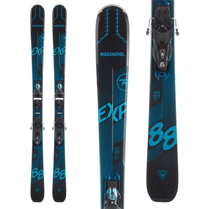 Rossignol - Experience 88 Ti Skis + SPX 12 Konect GW Bindings 2021