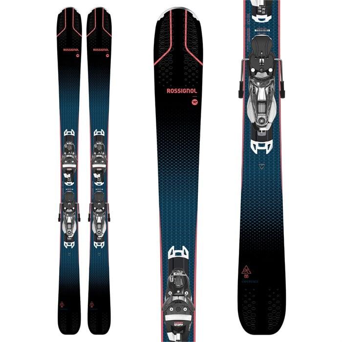 Rossignol - Experience 88 Ti W Skis + NX 12 Konect GW Bindings - Women's 2021