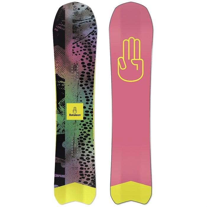 Bataleon - Party Wave Snowboard 2022