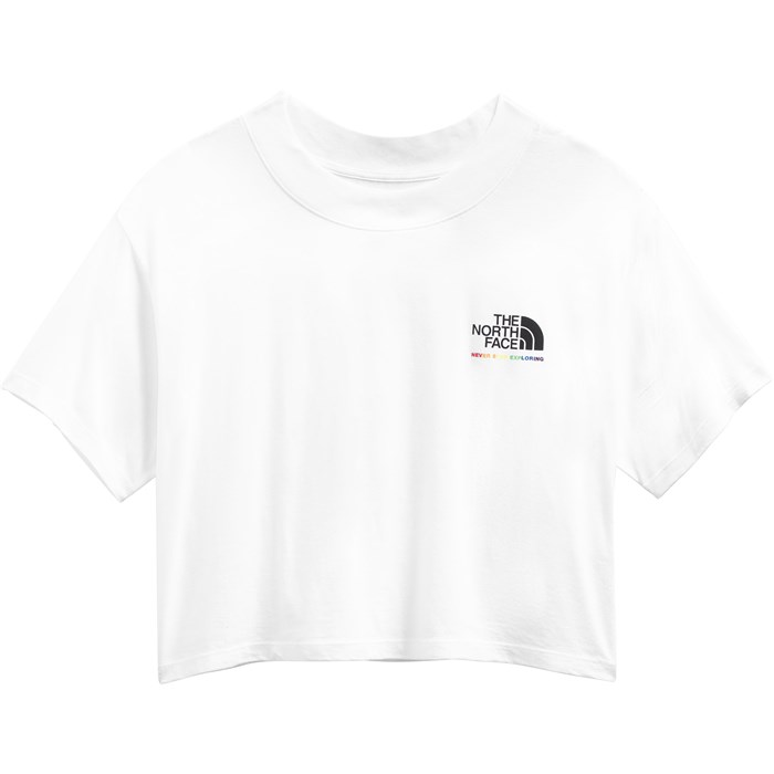 The North Face - Pride Short-Sleeve Crop T-Shirt - Women's