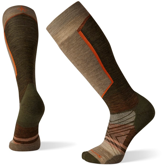 Smartwool - Performance Ski Targeted Cushion OTC Socks