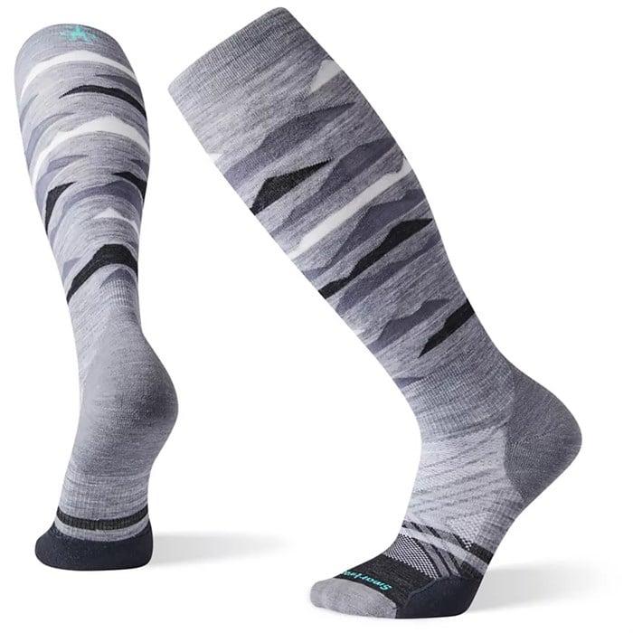 Smartwool - Performance Ski Targeted Cushion Pattern OTC Socks