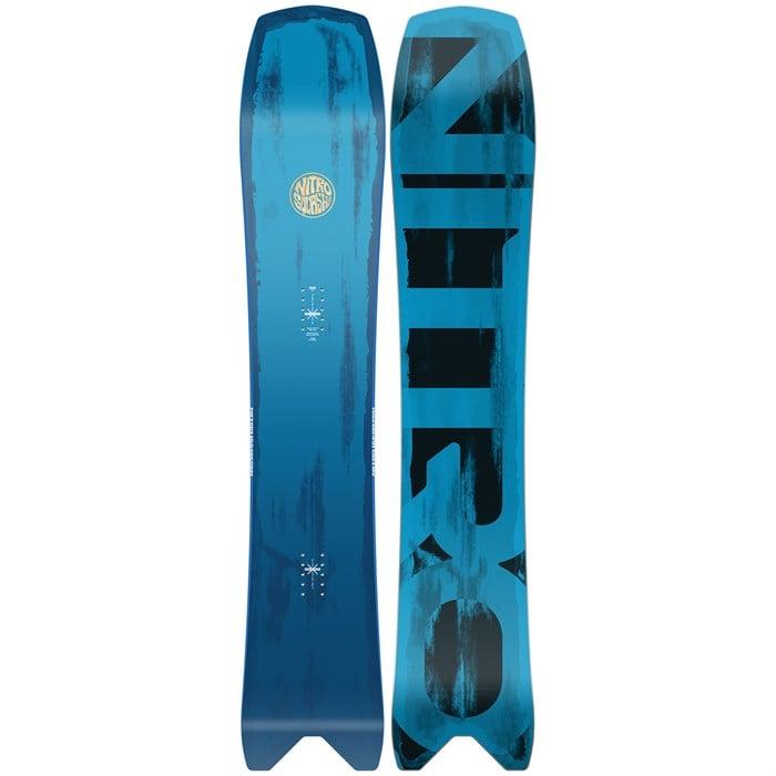 Nitro - Squash Snowboard 2022