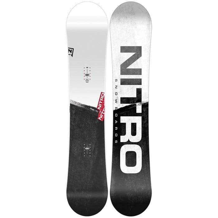Nitro - Prime Raw Snowboard 2022