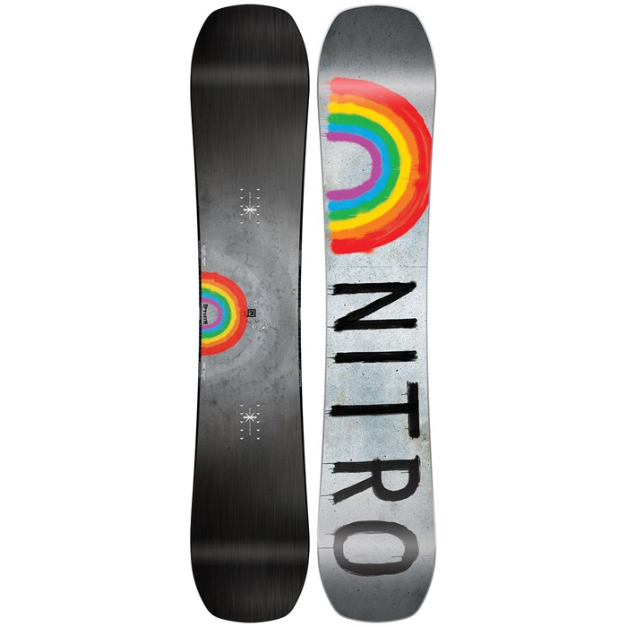 Nitro - Optisym Snowboard 2022