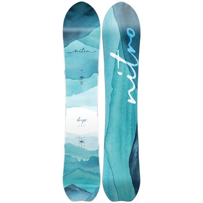 Nitro - Drop Snowboard - Women's 2022