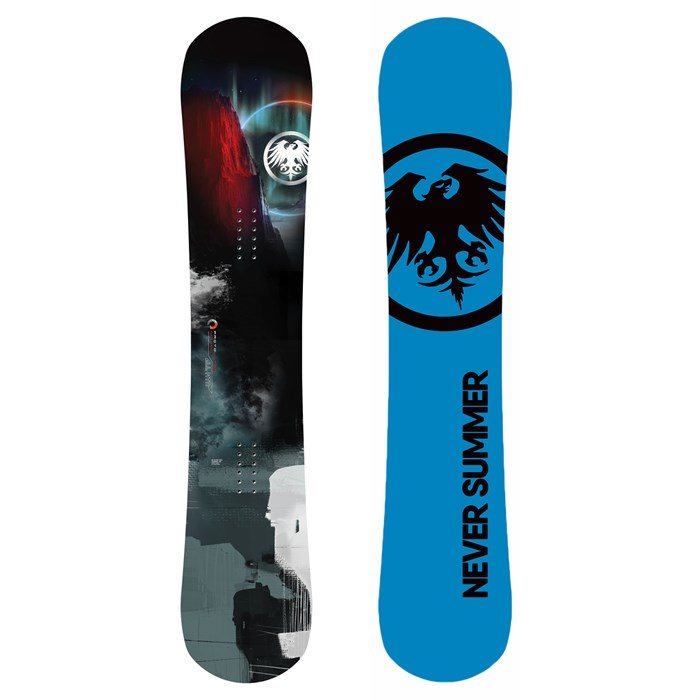 Never Summer - Proto Ultra Snowboard 2022