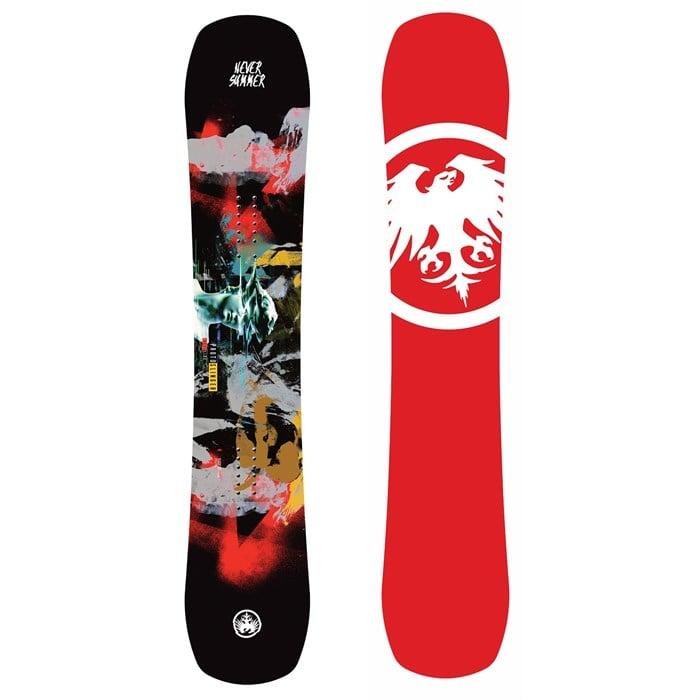 Never Summer - Proto Slinger X Snowboard 2022
