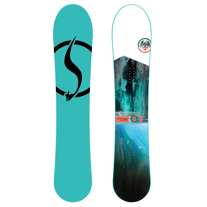 Never Summer - Harpoon Snowboard - Women's 2022