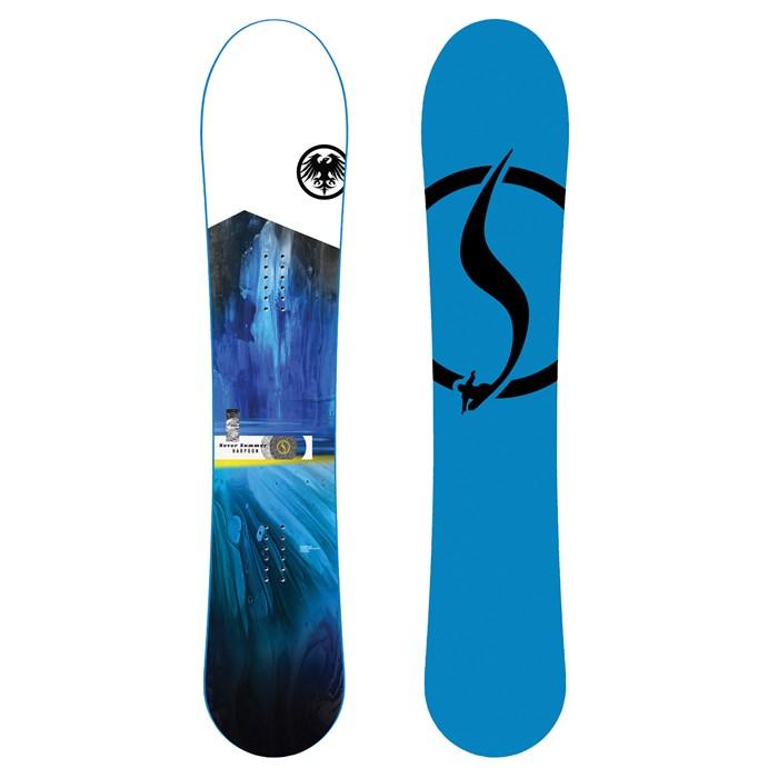 Never Summer - Harpoon Snowboard 2022