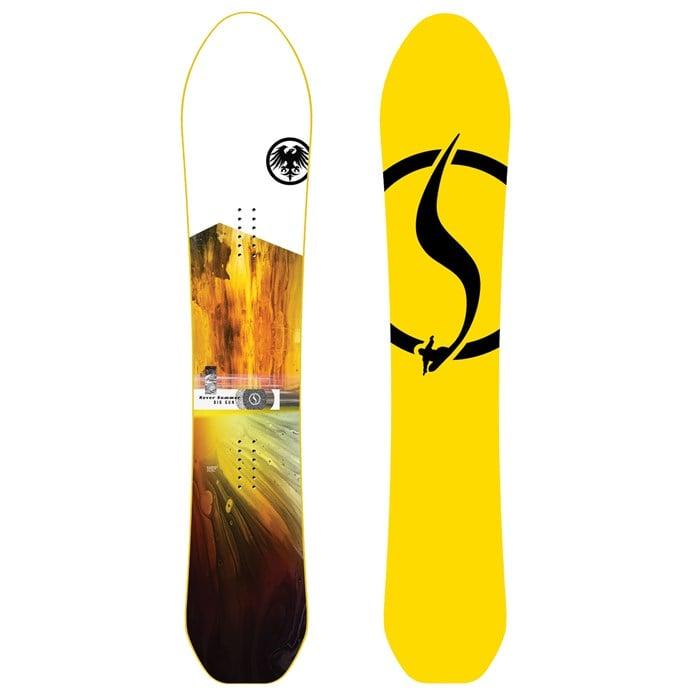 Never Summer - Big Gun Snowboard 2022