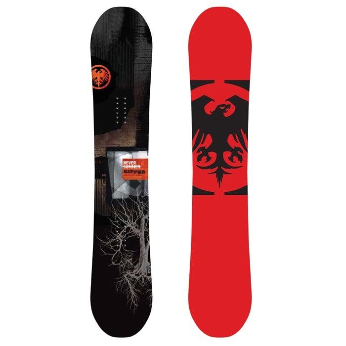 Never Summer - Ripper Snowboard 2022