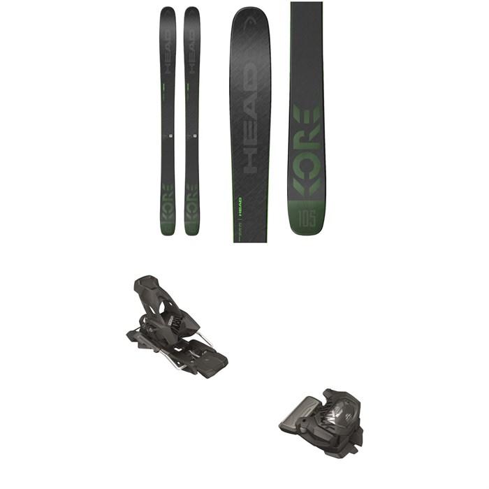 Head - Kore 105 Skis + Tyrolia Attack² 13 GW Bindings 2021
