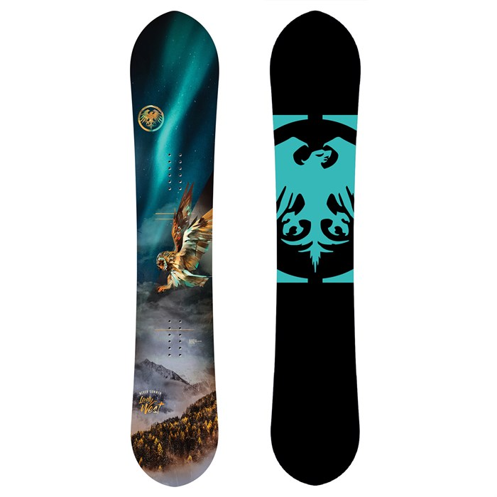 Never Summer - Lady West Snowboard - Women's 2022
