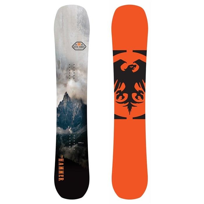 Never Summer - Hammer X Snowboard 2022