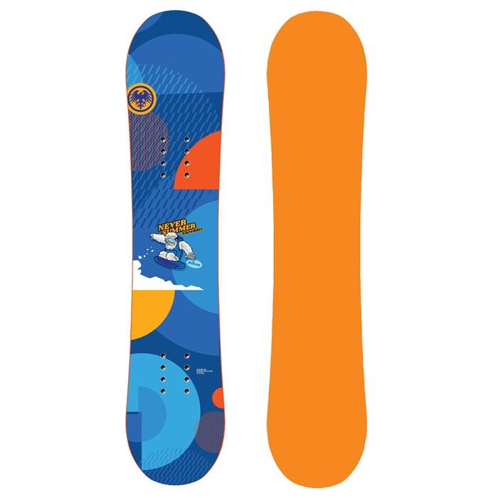 Never Summer - Shredder Snowboard - Little Kids' 2022