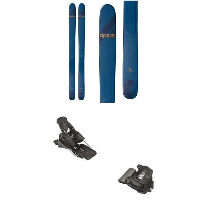 DPS - Wailer A110 C2 Skis + Tyrolia Attack² 13 GW Bindings 2021
