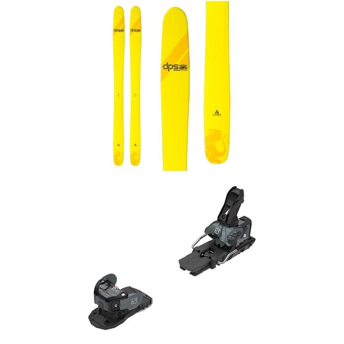 DPS - Wailer A112 RP Skis + Salomon Warden MNC 13 Ski Bindings 2021
