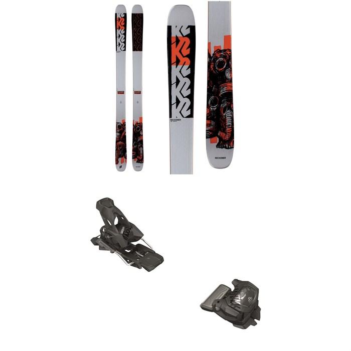 K2 - Reckoner 102 Skis + Tyrolia Attack² 13 GW Bindings 2021