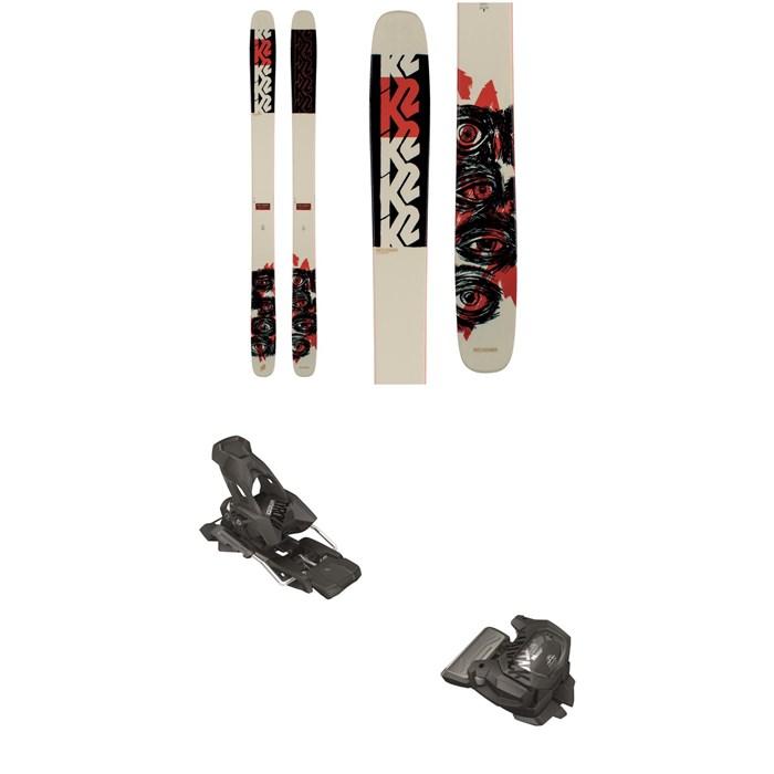 K2 - Reckoner 112 Skis + Tyrolia Attack² 13 GW Bindings 2021