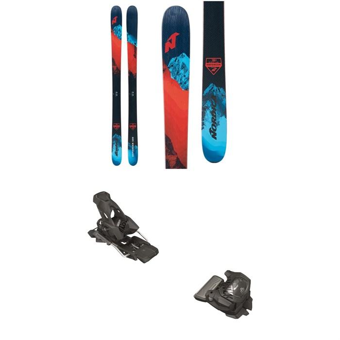 Nordica - Enforcer 100 Skis + Tyrolia Attack² 13 GW Bindings 2021