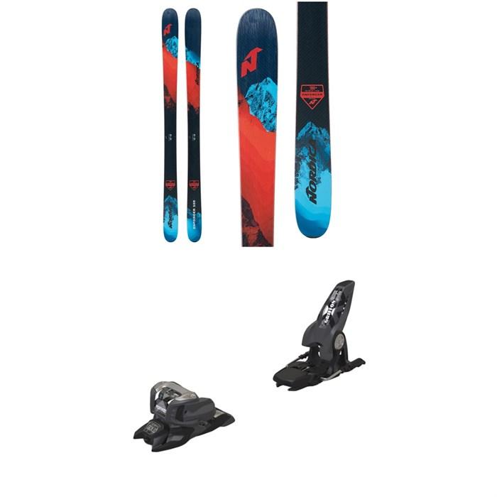 Nordica - Enforcer 100 Skis 2021 + Marker Griffon 13 ID Ski Bindings
