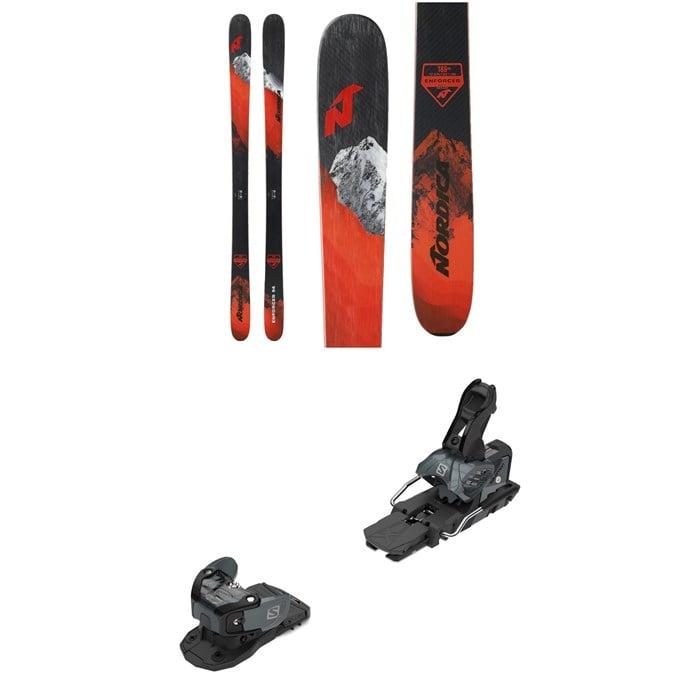 Nordica - Enforcer 94 Skis + Salomon Warden MNC 13 Ski Bindings 2021