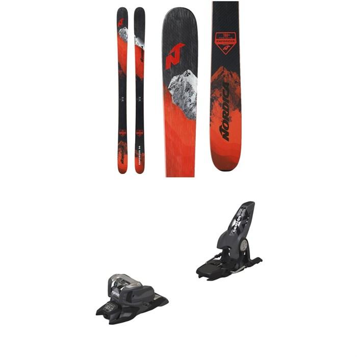 Nordica - Enforcer 94 Skis 2021 + Marker Griffon 13 ID Ski Bindings