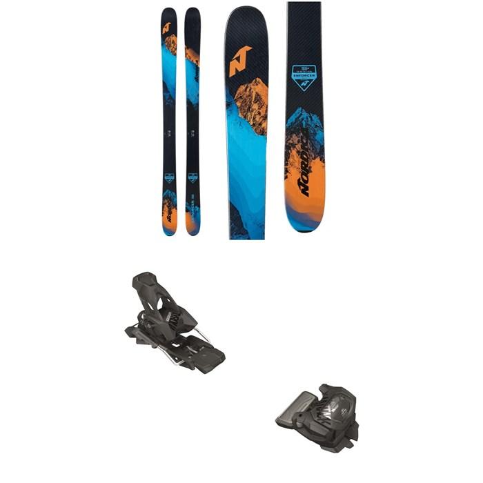 Nordica - Enforcer Free 104 Skis + Tyrolia Attack² 13 GW Bindings 2021