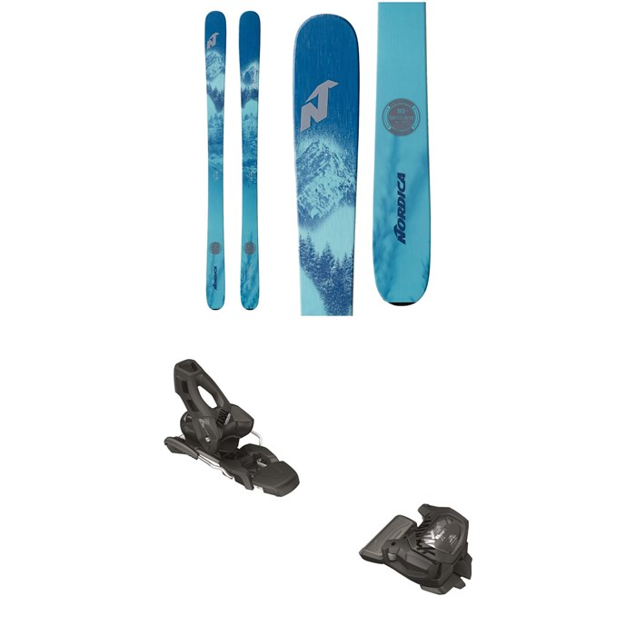 Nordica - Santa Ana 88 Skis - Women's + Tyrolia Attack² 11 GW Bindings 2021