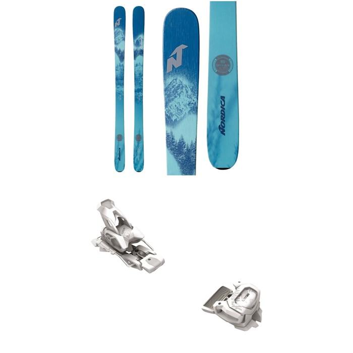 Nordica - Santa Ana 88 Skis - Women's + Tyrolia Attack² 12 GW Bindings 2021