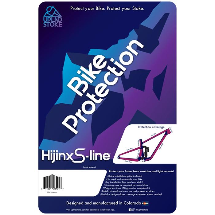 Uplnd Stoke - Hijinx S-Line Frame Protection