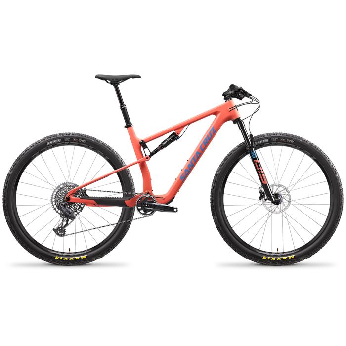 Santa Cruz Bicycles - Blur C S Complete Mountain Bike 2022