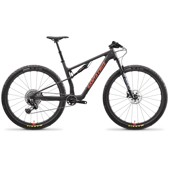 Santa Cruz Bicycles - Blur CC X01 AXS Reserve Complete Mountain Bike 2022
