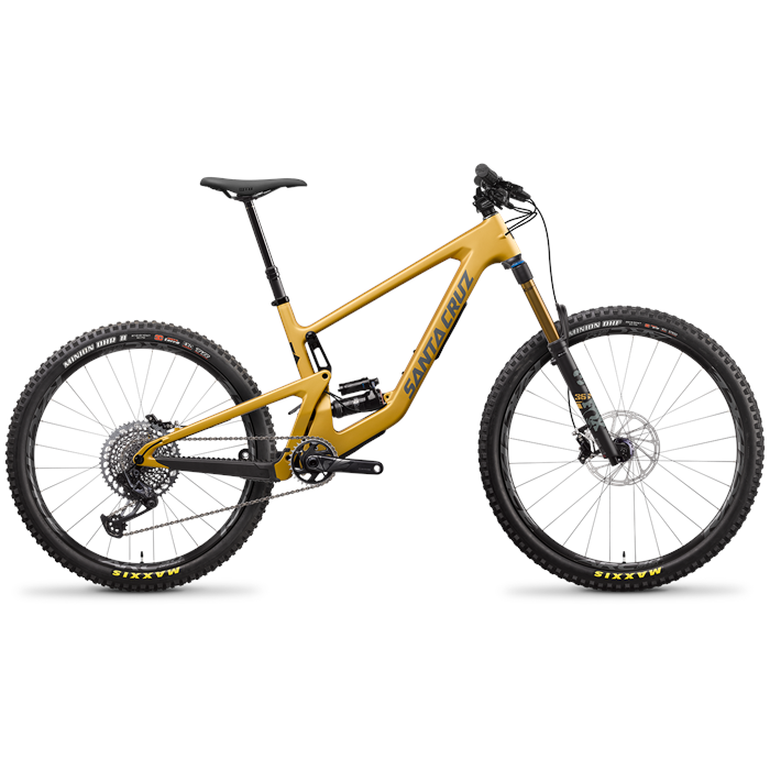 Santa Cruz Bicycles - Bronson CC X01 Complete Mountain Bike 2022