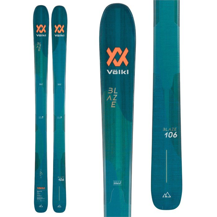 Völkl - Blaze 106 Skis 2022