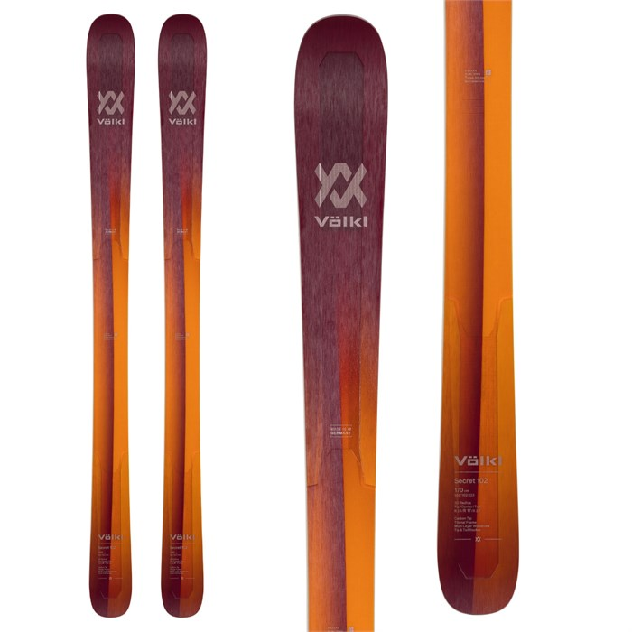 Volkl - Völkl Secret 102 Skis - Women's 2022