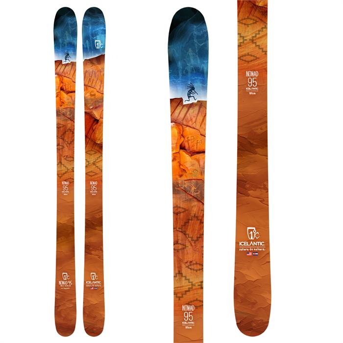 Icelantic - Nomad 95 Skis 2022