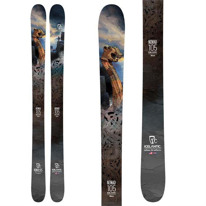 Icelantic - Nomad 105 Skis 2022