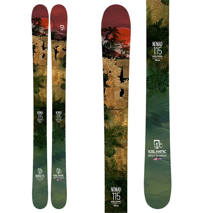 Icelantic - Nomad 115 Skis 2022