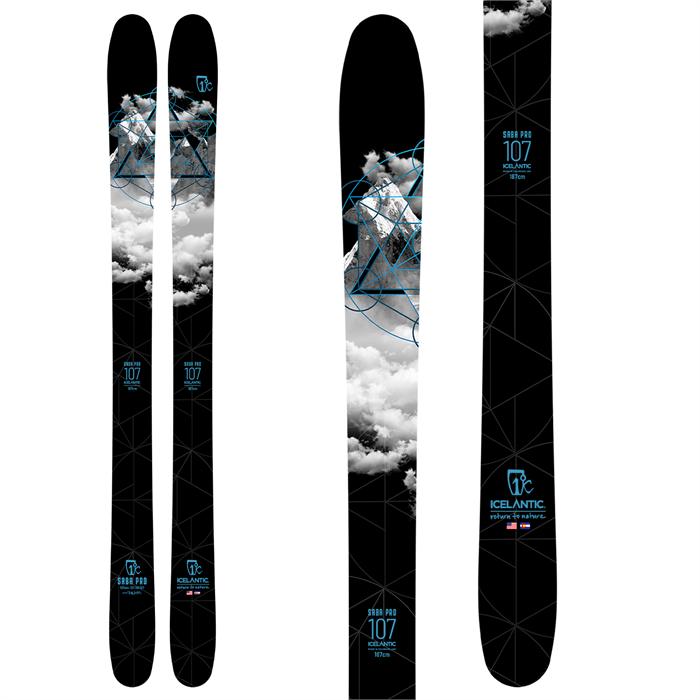 Icelantic - Saba Pro 107 Skis 2022