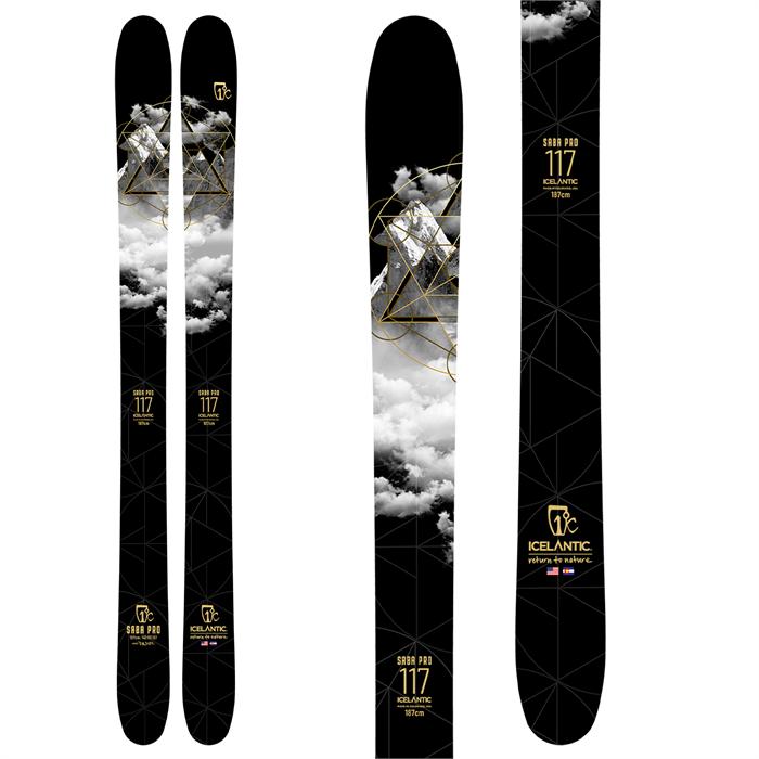 Icelantic - Saba Pro 117 Skis 2022