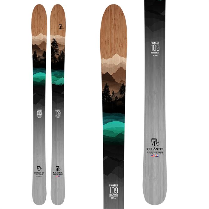 Icelantic - Pioneer 109 Skis 2022
