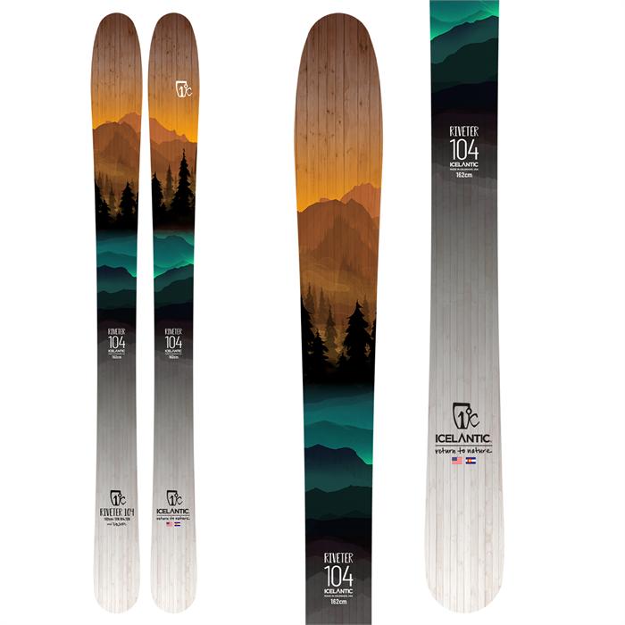 Icelantic - Riveter 104 Skis - Women's 2022