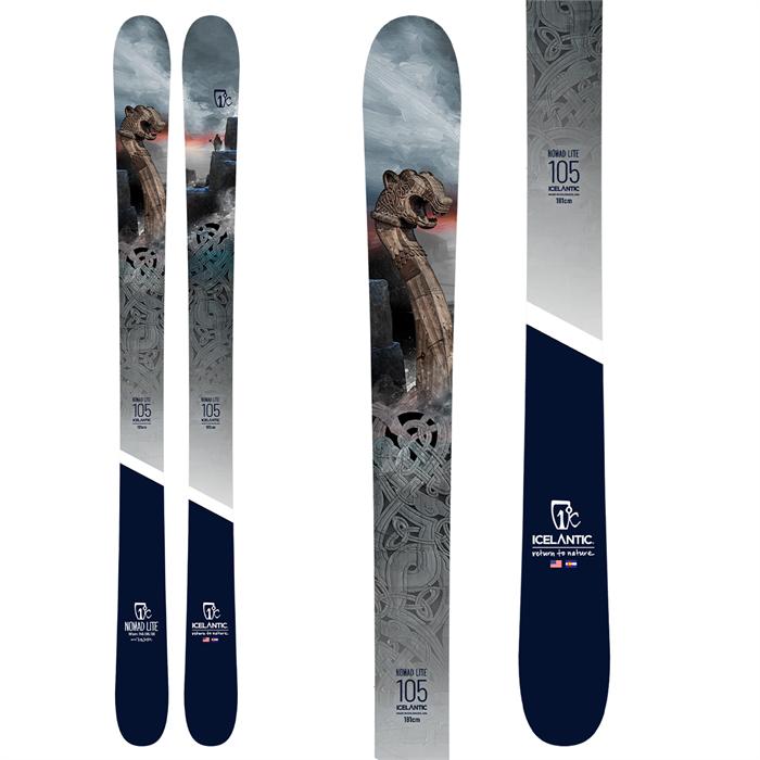 Icelantic - Nomad Lite 105 Skis 2022