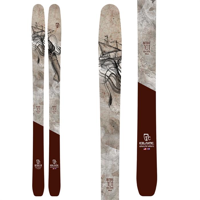 Icelantic - Natural 101 Skis 2022