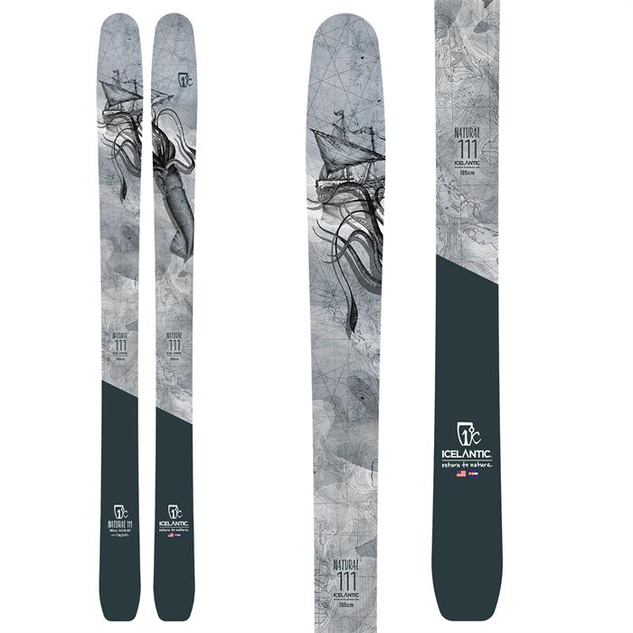 Icelantic - Natural 111 Skis 2022