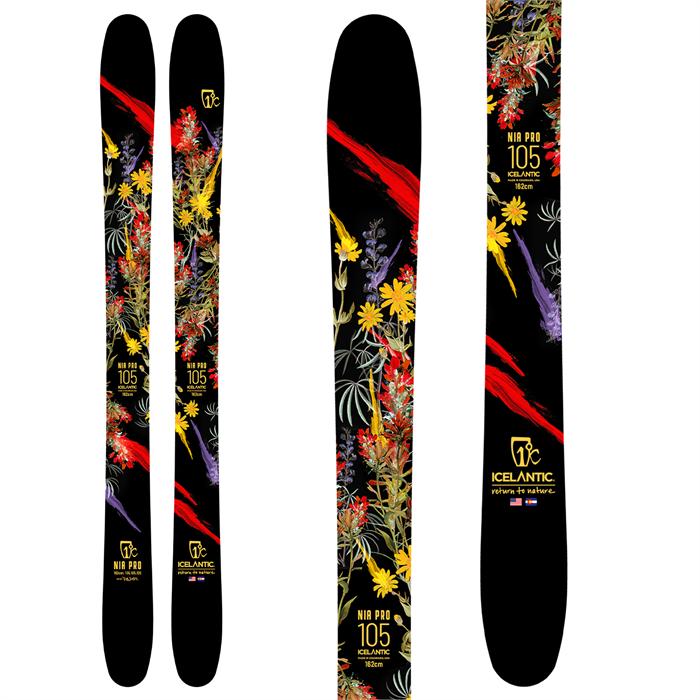 Icelantic - Nia Pro 105 Skis - Women's 2022