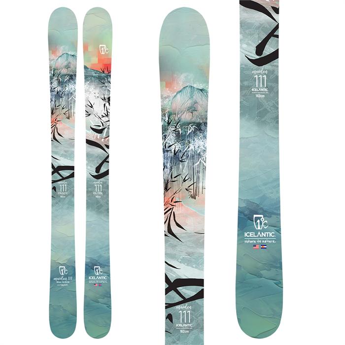 Icelantic - Maiden 111 Skis - Women's 2022